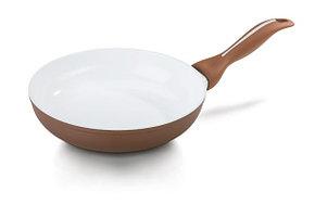 Сковорода керамическая 24см/1,81л Barazzoni CAPPUCCINO (84810602472)