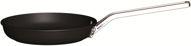 Сковорода 24 см.,  литой алюминий. 6мм, индукция RISOLI Gusto Teflon Platinum DuPont 01103GUIN/24