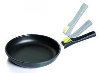 Сковорода 28 см.,  литой алюм 6мм, индукция RISOLI OptimaForno TeflonPlatinumPlus 0103INS/28TP