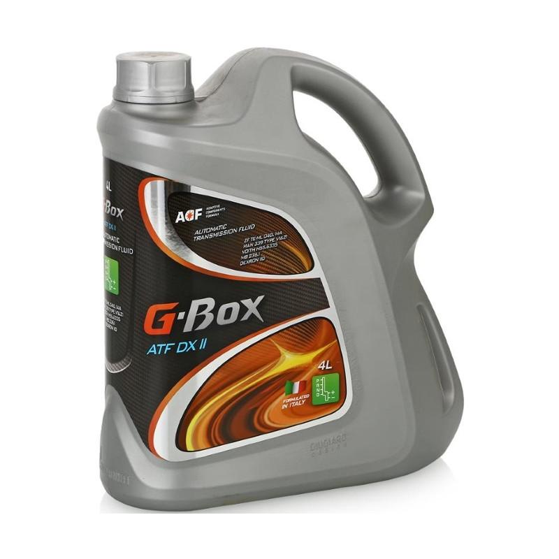 Трансмиссионное масло G-ENERGY G-BOX ATF DX II DEXRON II D 4L