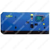 Генератор трехфазный дизельный 68 кВт MS01304