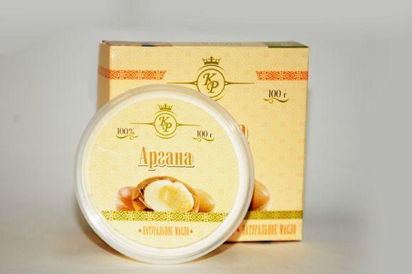 Аргана, косметическое жирное масло, 100гр