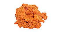 Кинетический песок 1 кг (Оранжевый), Китай