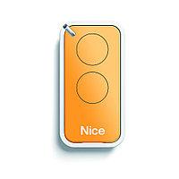NICE INTI2Y пульт управления 2-канальный, цвет желтый