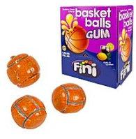 "Жев.резинка ""Баскетбол"" 5,5гр   (200шт в упаковке) /FINI Испания/"