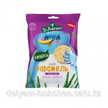 Dr.Korner Корнерсы - Хлебцы хрустящие рисовые Нежная карамель, 30 грамм