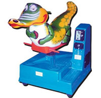 Электро-качалка Крокодил
