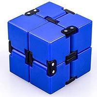 Кубик бесконечный Infinity Cube, синий