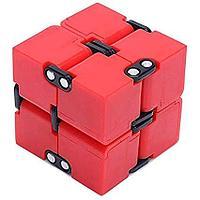 Кубик бесконечный Infinity Cube, красный