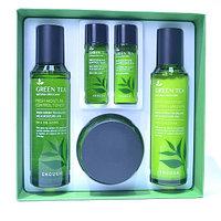 Enough Green Tea Natural Skin Care 3 Set БЬЮТИ-НАБОР УВЛАЖНЯЮЩИЙ С ЗЕЛЕНЫМ ЧАЕМ