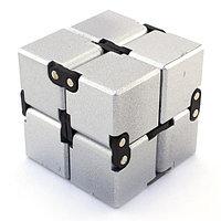 Кубик бесконечный Infinity Cube, серебро