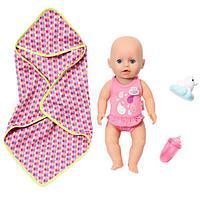 Zapf Creation my little Baby born Бэби Борн Кукла для игры в воде, 32 см
