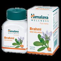 Брахми - укрепления нервных и мозговых клеток и укрепления памяти (Brahmi, Himalaya), 60 табл