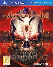 Ps Vita Army corps of hell игра для psvita