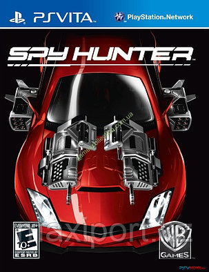Ps Vita Spy hunter игра для psvita, фото 2