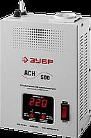 Стабилизатор напряжения, 0.5 кВА, 140-260 В, навесной, ЗУБР