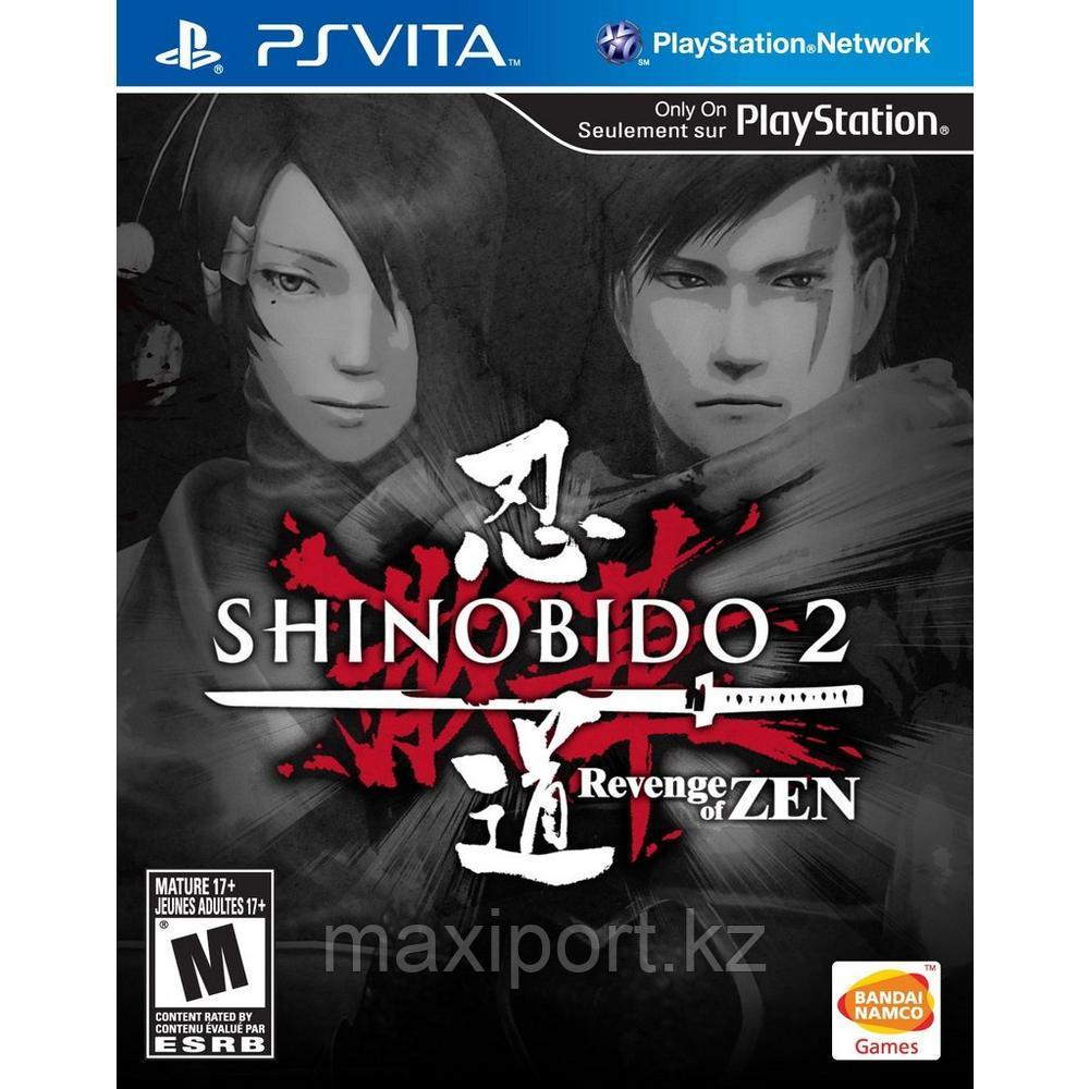 Ps Vita Shinobido 2 игра для psvita