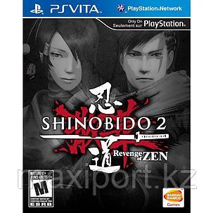 Ps Vita Shinobido 2 игра для psvita, фото 2