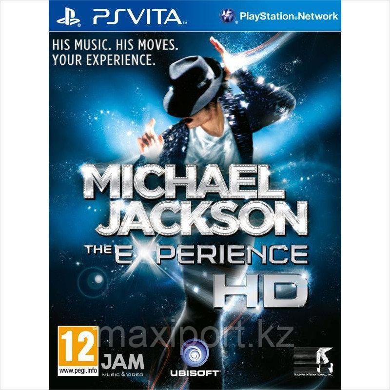 Ps Vita Michael Jackson игра для psvita