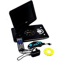 Портативный DVD плеер Portable EVD со встроенным телевизором (13.9), фото 3
