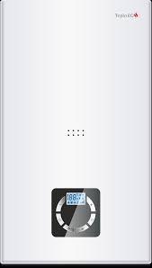 Теплоросс 20N настенный, двухконтурный, газовый котел  AGB 20N до 200м²
