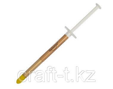 Термопаста Heatsink-compouds Zp 1 гр. бронза,золото
