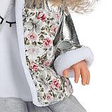 LLORENS: Кукла Елена 35см, блондинка с кудрявыми волосами 1102608, фото 6