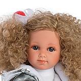 LLORENS: Кукла Елена 35см, блондинка с кудрявыми волосами 1102608, фото 7