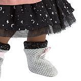 LLORENS: Кукла Зури 35см, мулатка в розовом жакете и черной кружевной юбке 53526, фото 3