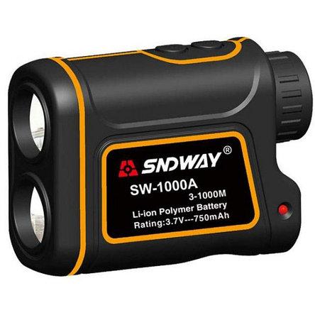 Лазерный дальномер для охоты SNDWAY SW-1000A, фото 2