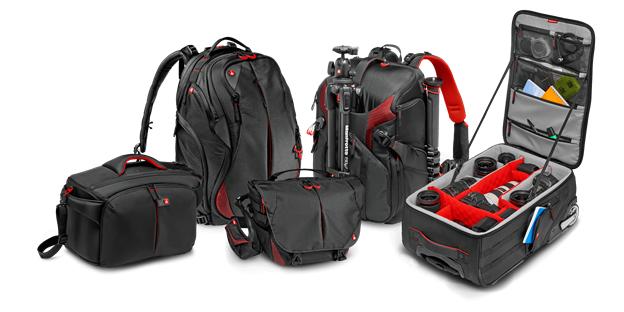 Чехлы, ремни, сумки, рюкзаки, кейсы для фото и видеокамер