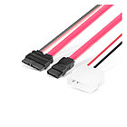 Интерфейсный кабель SATA Slim DVD Красный