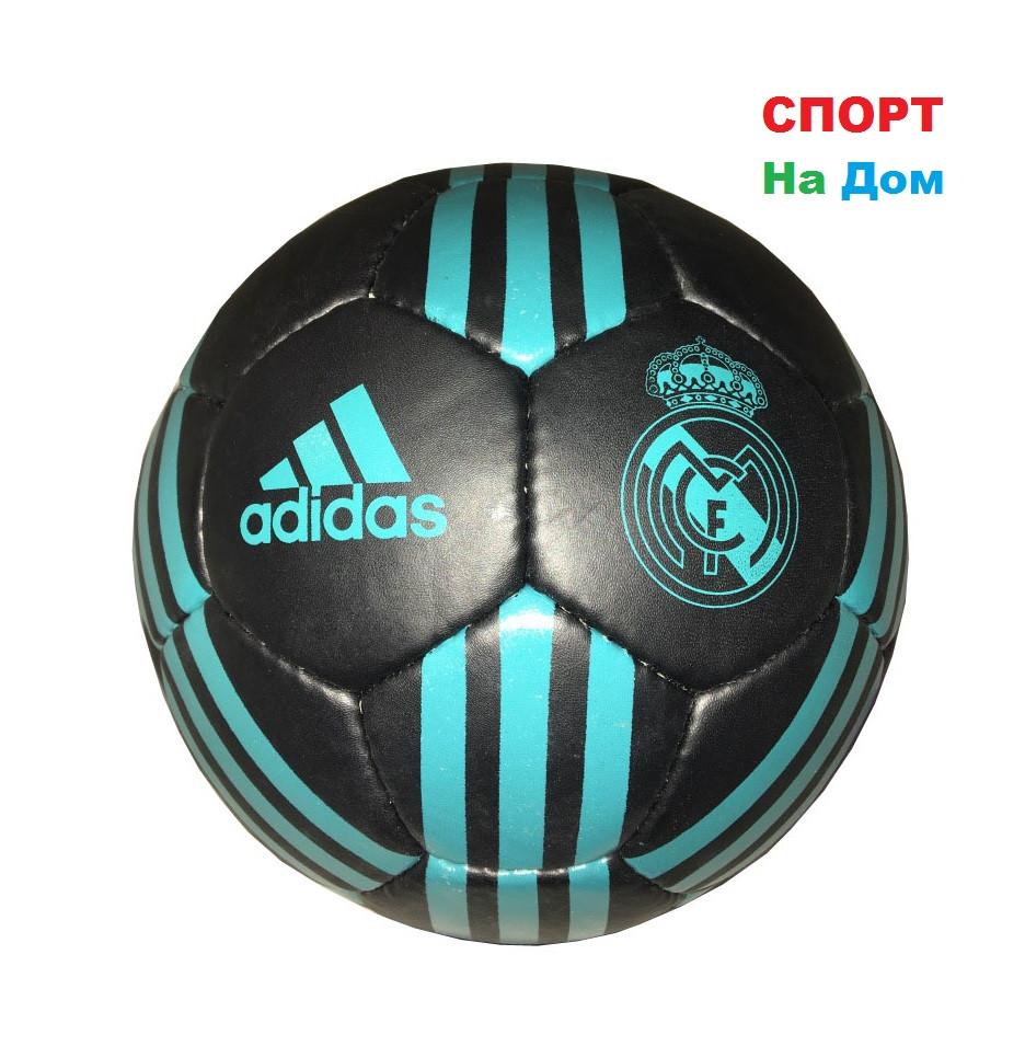 Футбольный мяч Кожа ADIDAS & Real Madrid (реплика)