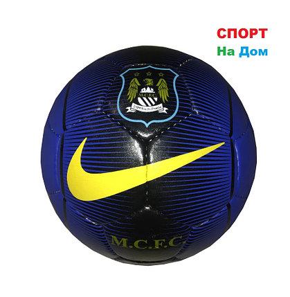 Футбольный мяч Кожа N & Manchester City (реплика), фото 2