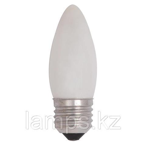 Лампа накаливания CANDLE FROSTED-60