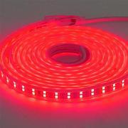 Светодиодная лента пылевлагозащищенная COLORADO 50M красный