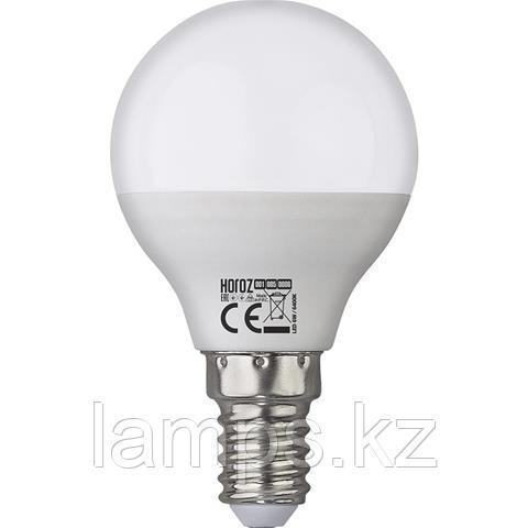 Светодиодная лампа LED ELITE-6 6W 3000K