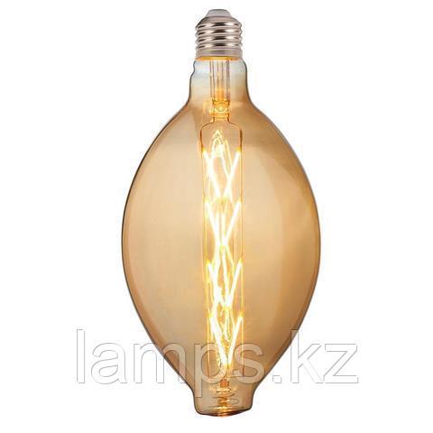 Светодиодная Лампа Эдисона декоративная ENIGMA / ENIGMA-XL 8W янтарь
