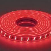 Светодиодная лента пылевлагозащищенная GANJ 50M красный