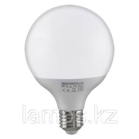 Светодиодная лампа LED GLOBE-16 16W 6400K , фото 2