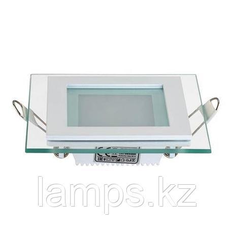 Панель светодиодная встраиваемая квадратная MARIA-6 6W белый 4200K , фото 2