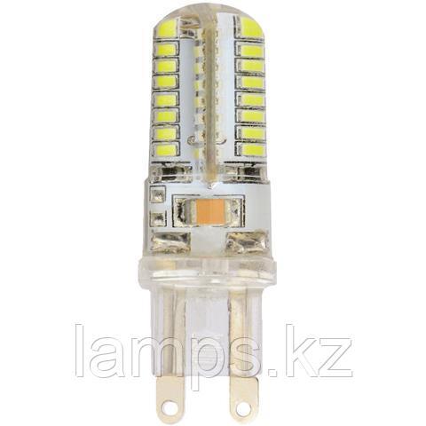 Светодиодная лампа LED силиконовая MEGA-3 3W 6400K