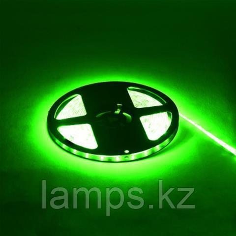 Светодиодная лента пылевлагозащищенная REN 5M зеленый