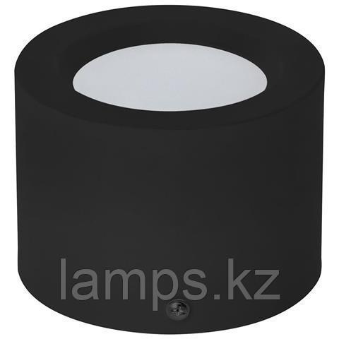 Светильник направленного света накладной SANDRA-5 5W 4200K черный