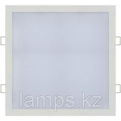 LED панель светодиодная квадратная 296x296 SLIM/Sq-24 24W 6400K , фото 2