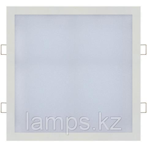 LED панель светодиодная квадратная 219,5x219,5 SLIM/Sq-18 18W 6400K