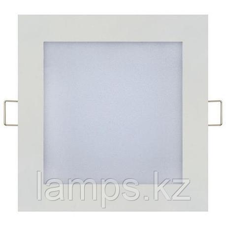 LED панель светодиодная квадратная 194,5x194,5 SLIM/Sq-15 15W 6400K , фото 2