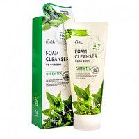 Ekel Foam Cleanser Green Tea Пенка для Умывания с экстрактом Зеленого Чая 180мл.
