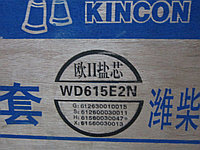 Поршневая группа для двигателя WEICHAI WD615E2N, евро 2.