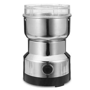 Кофемолка с ножевым измельчителем и стальным корпусом OLYMPIA OE-830 [100 Вт]